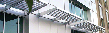 Glass Entrance System