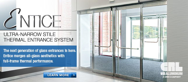 Entice® Entrance System