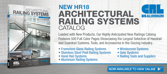 Architectural Railing Systems<br> Catalog