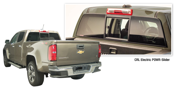 c r laurence automotive introduces all new sliders for gm 39 s 2015 chevrolet colorado and gmc. Black Bedroom Furniture Sets. Home Design Ideas