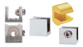 Universal and Shelf Glass Clamps