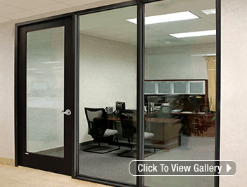United States Aluminum Entrances 487 Series Office