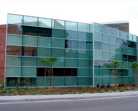 United States Aluminum Curtain Wall Series 4500 Curtain Wall