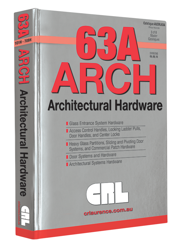 CRL63A Architectural Hardware