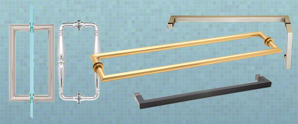 capitalize on the upsell with premium shower door handles towel bars and handletowel bar