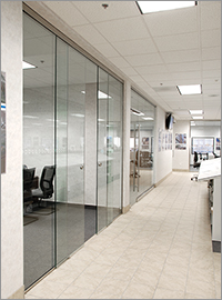 NEW 290/295 Series Top Hung Sliding Door Systems
